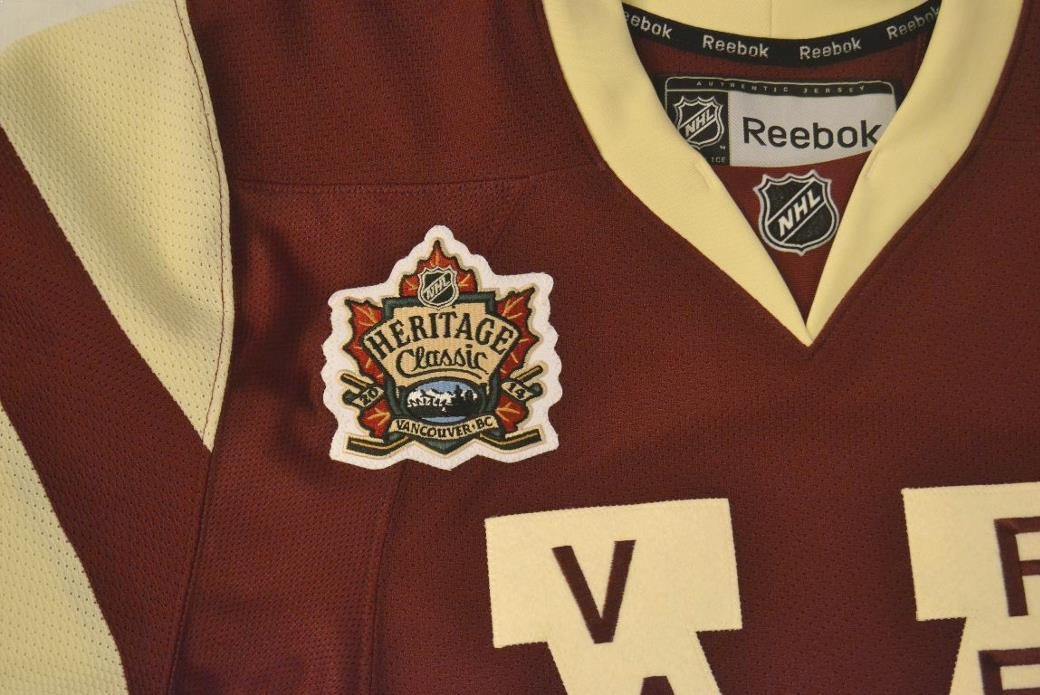 Mail Day  Vancouver Canucks 2014 Heritage Classic Millionaires Jersey ca943fa0a